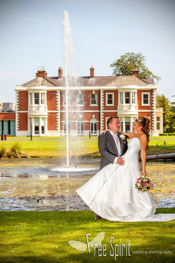 Doubletree by hilton chester wedding