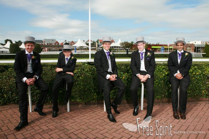 Chester racecourse wedding_04