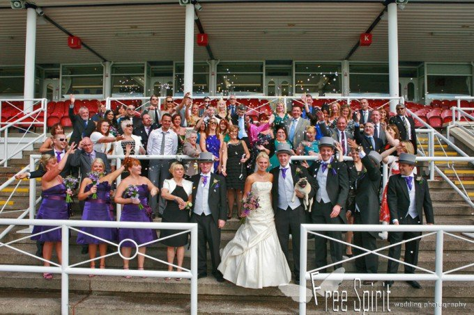 Chester racecourse wedding_07