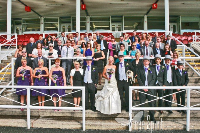 Chester racecourse wedding_08