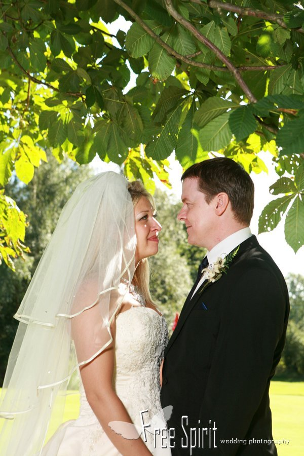 peover Golfclub wedding