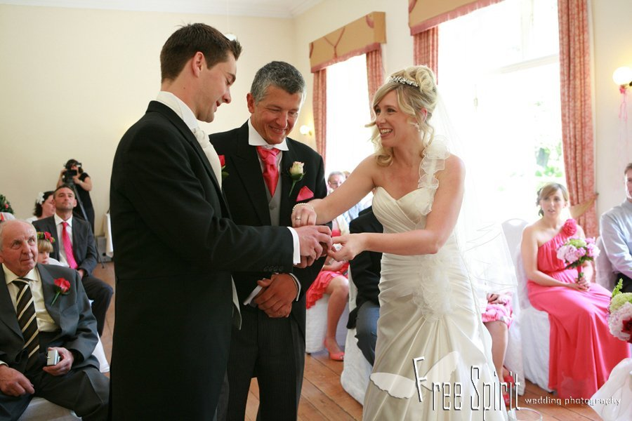 Trafford_Hall wedding