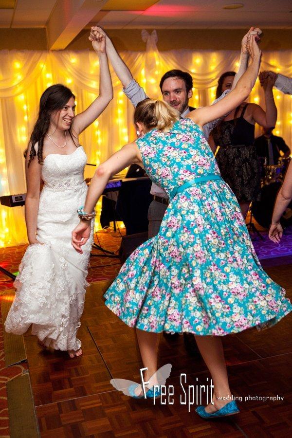 Forest hills hotel wedding